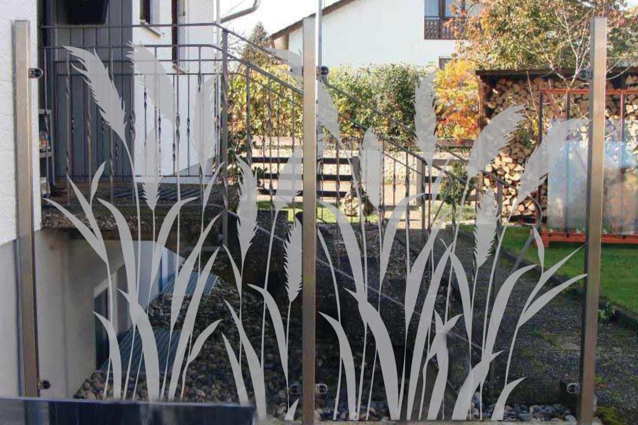 Vogelschutz für Außenverglasung
